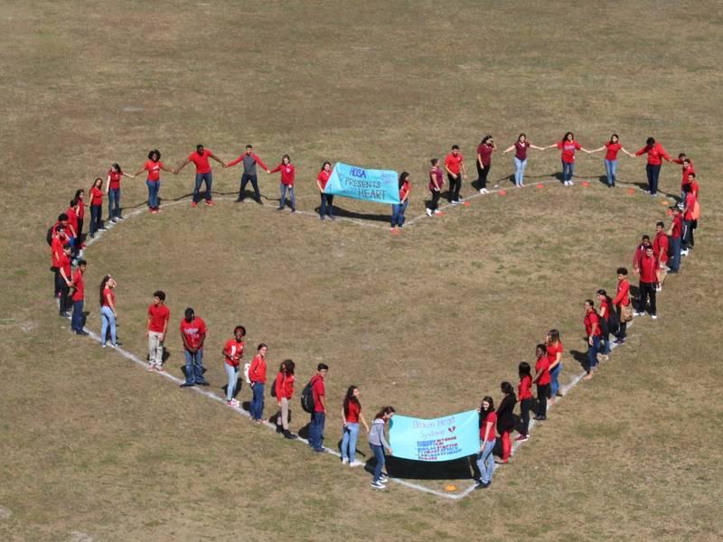 Florida School Survivors Get Support From Students, Celebrities ...